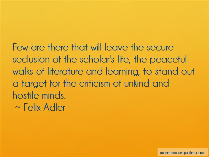 Quotes About Literature And Learning