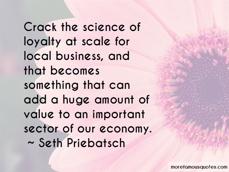 Quotes About Local Business