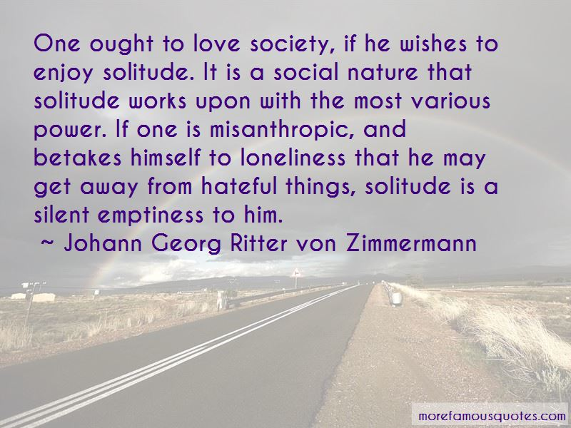 Loneliness And Nature Quotes Pictures 2