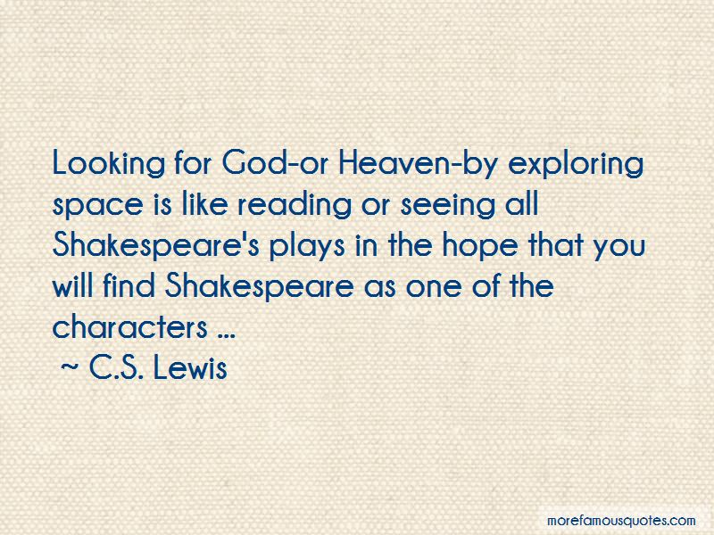 Looking For God Quotes Pictures 4