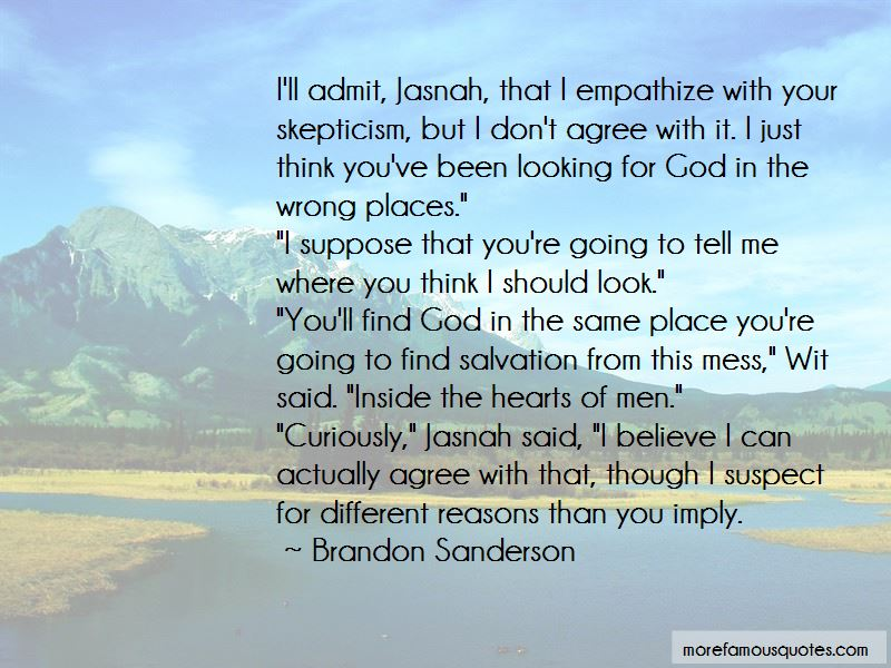 Quotes About Looking For God