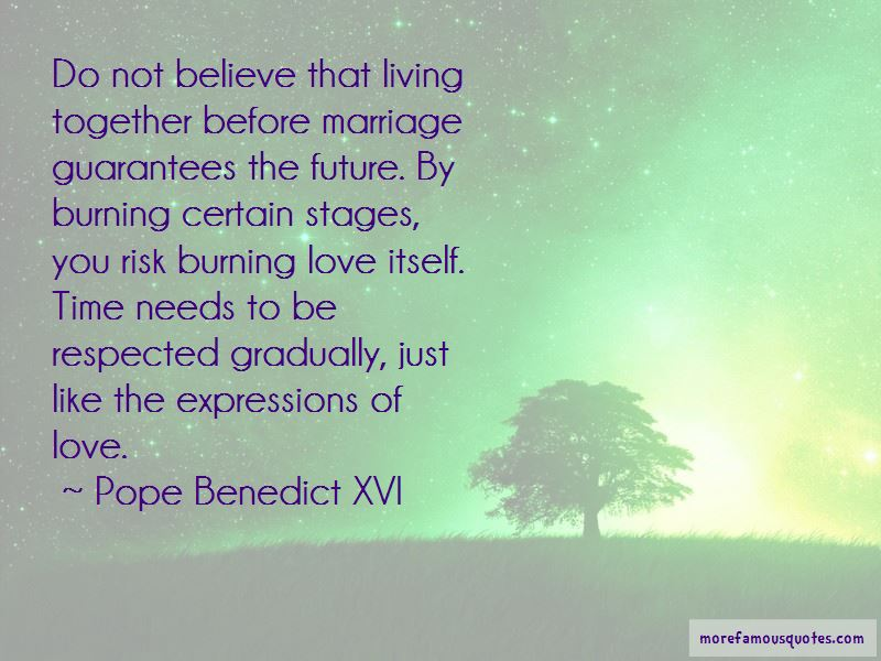 Quotes About Love Marriage Future