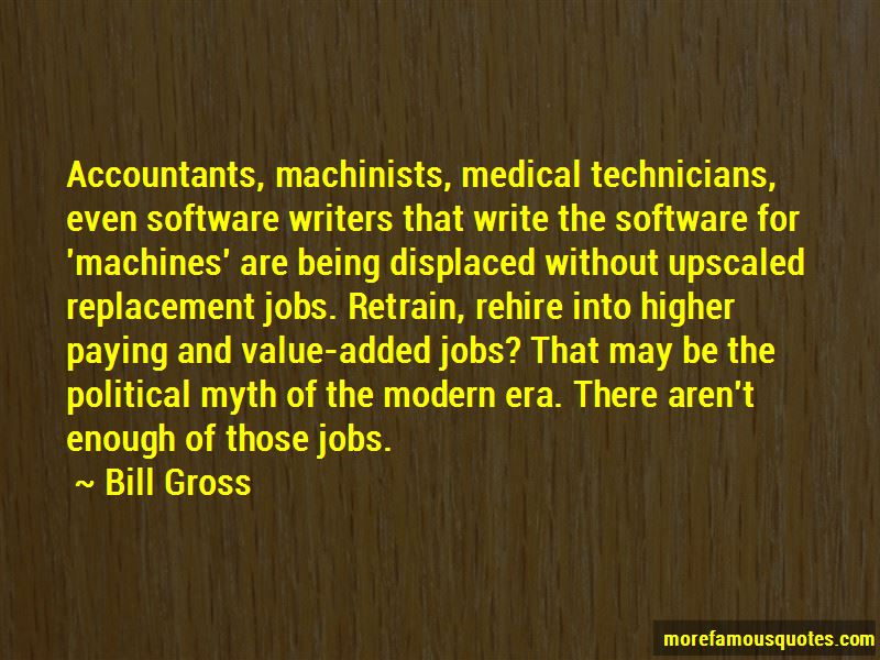 Quotes About Machinists