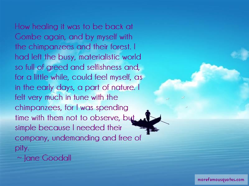 Materialistic World Quotes Pictures 3