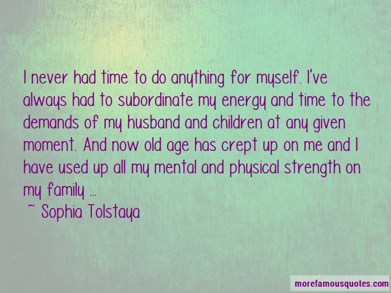 Quotes About Mental And Physical Strength