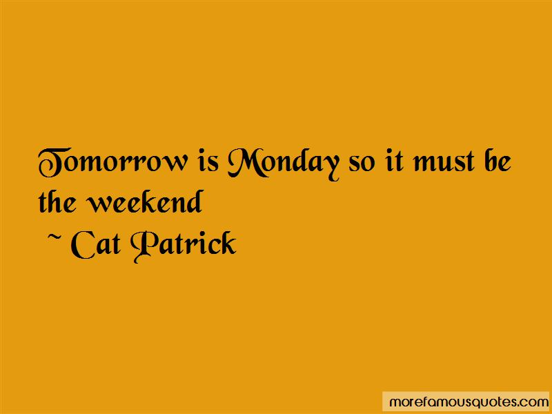 Monday Tomorrow Quotes Pictures 4