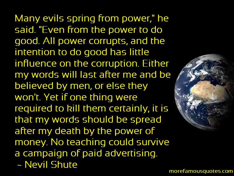 Money Corruption Quotes Pictures 2