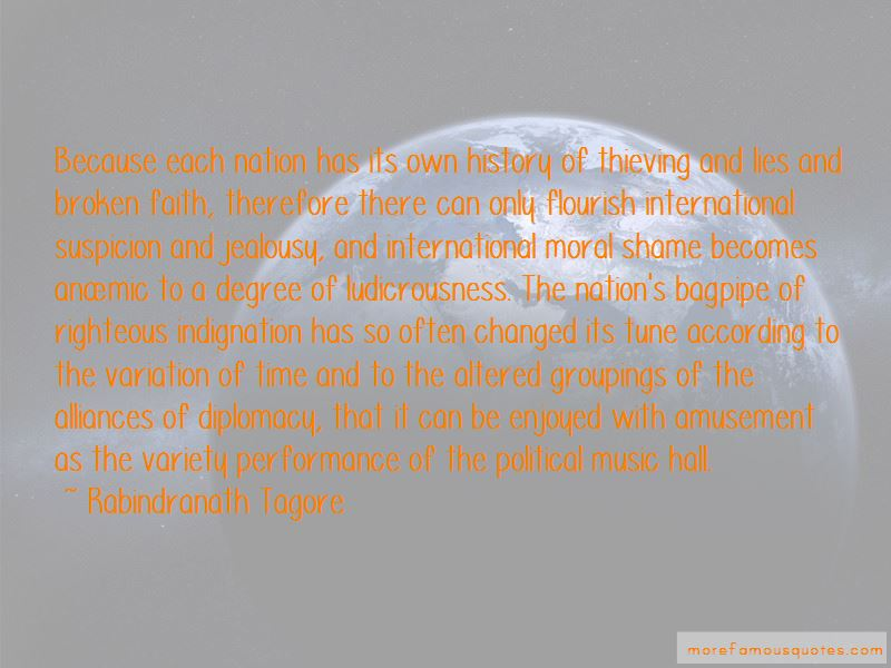 Moral Diplomacy Quotes Pictures 2