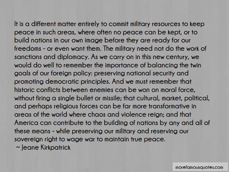 Moral Diplomacy Quotes Pictures 3