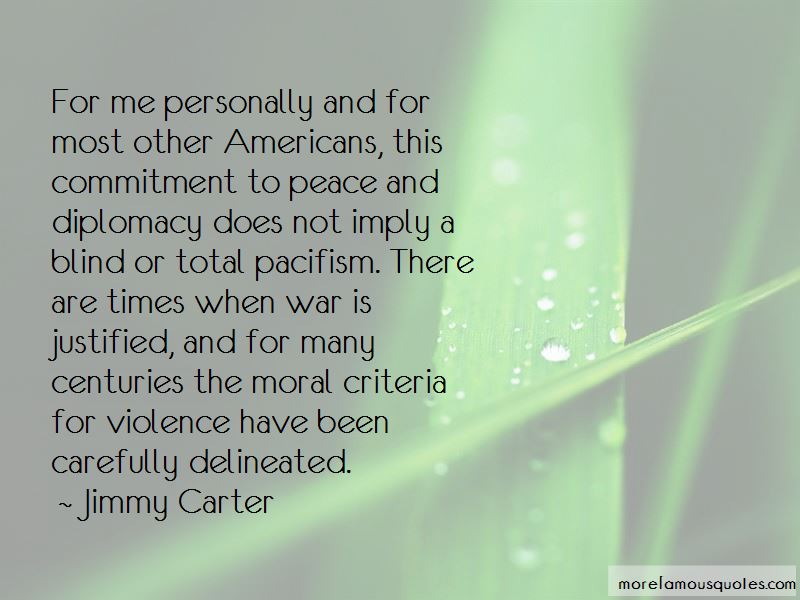 Quotes About Moral Diplomacy