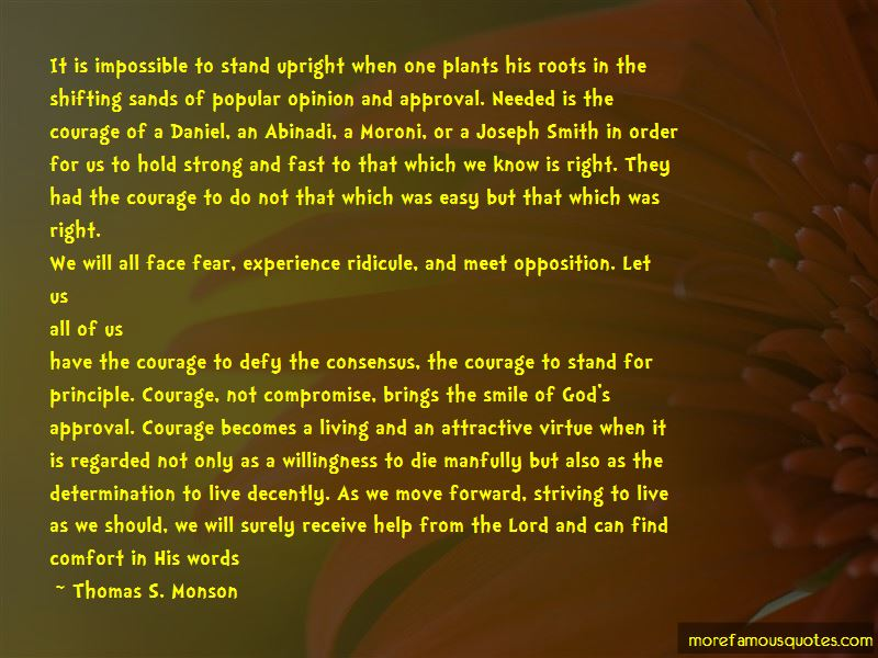 Quotes About Moroni