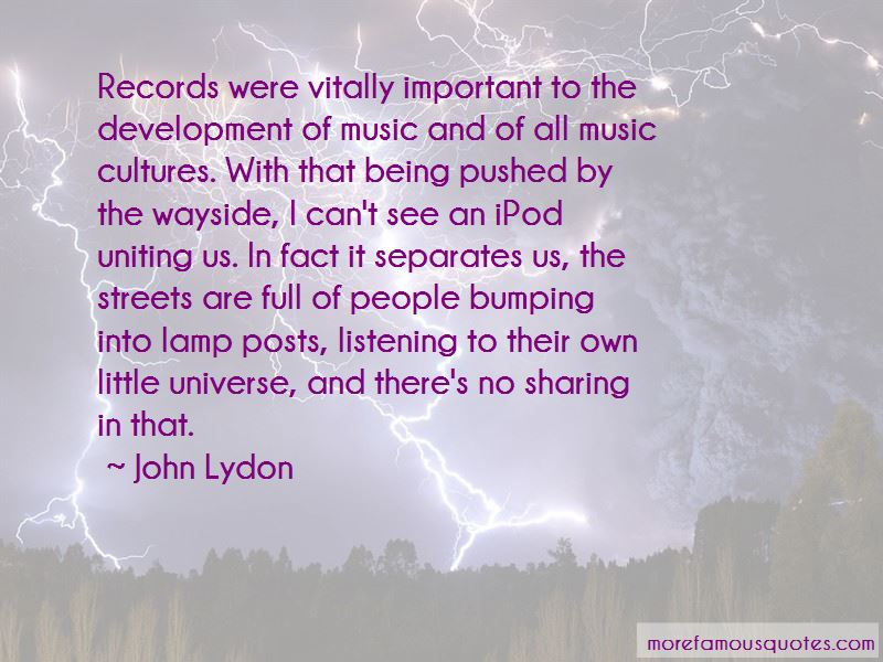 Quotes About Music Uniting