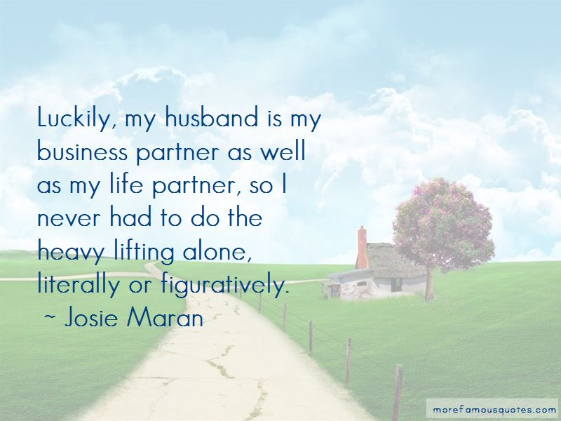 Quotes About My Life Partner Top 42 My Life Partner Quotes From