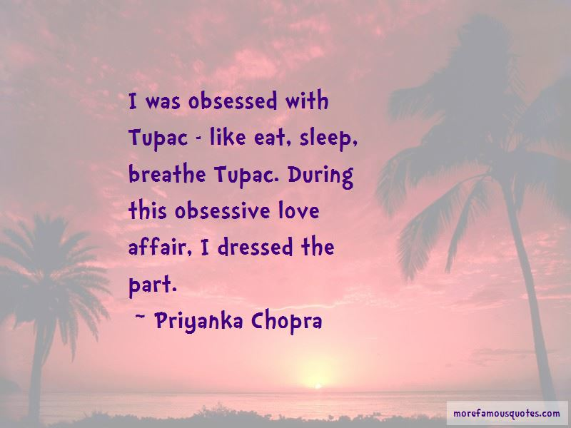 Quotes About Obsessive Love