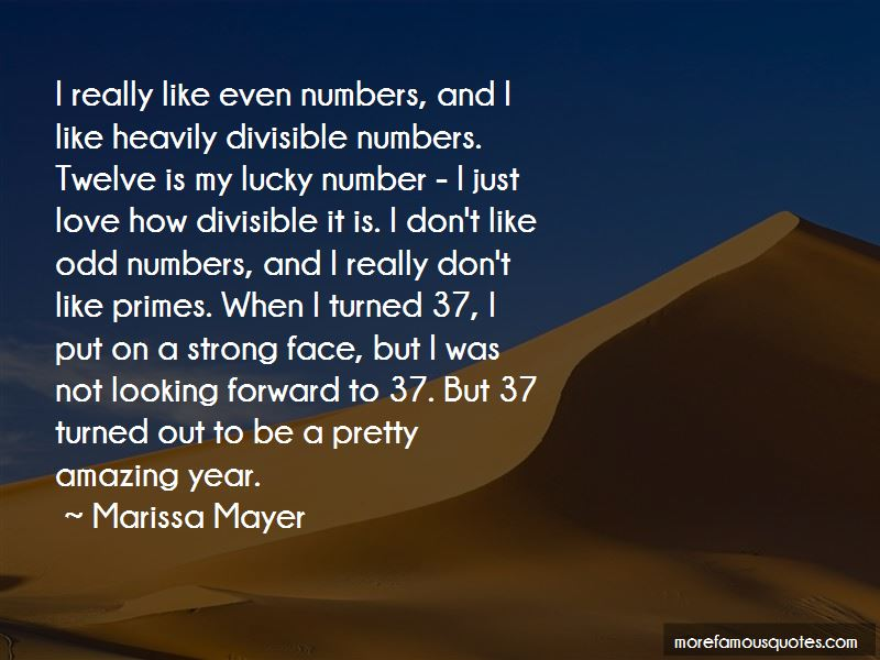 Quotes About Odd Numbers
