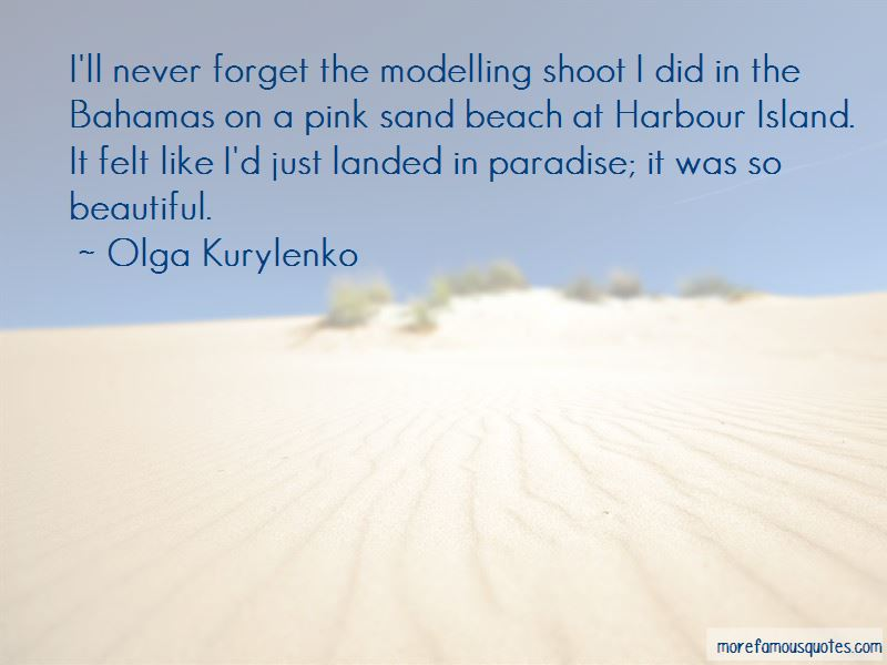 Quotes About Paradise Beach: top 5 Paradise Beach quotes ...