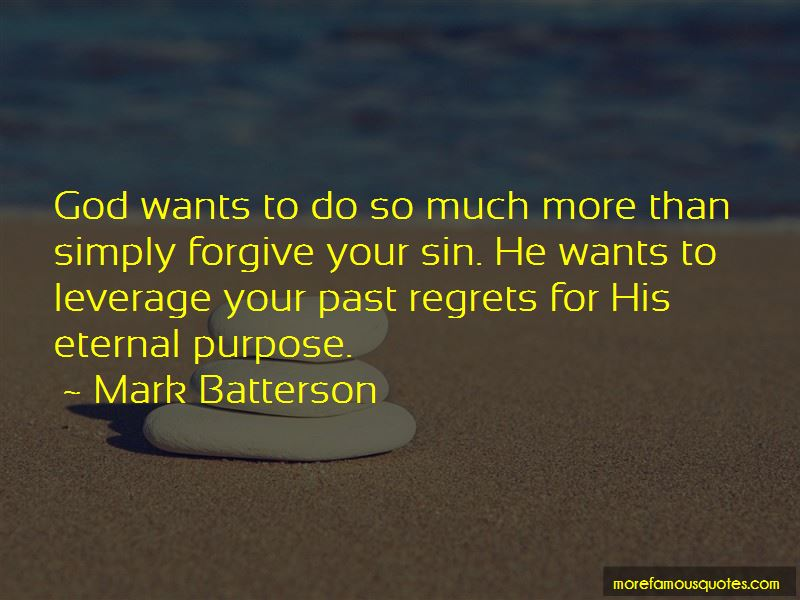 Quotes About Past Regrets