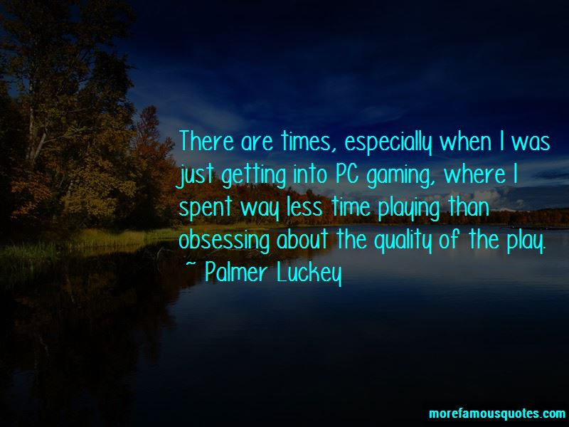 Quotes About Pc Gaming