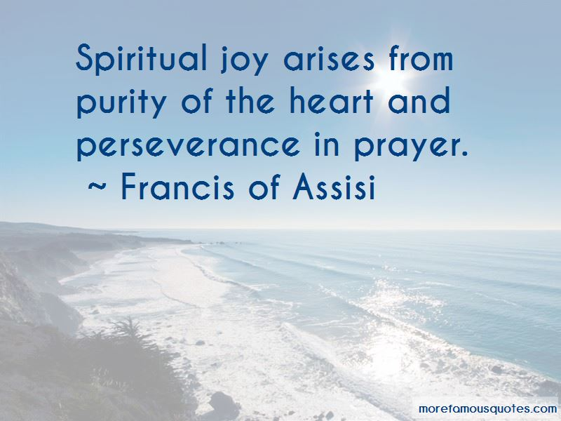 purity patience and perseverance essay Purity, patience, and perseverance are the three essentials to success, and  above all, love # be pure, staunch, and sincere to the backbone, and everything .