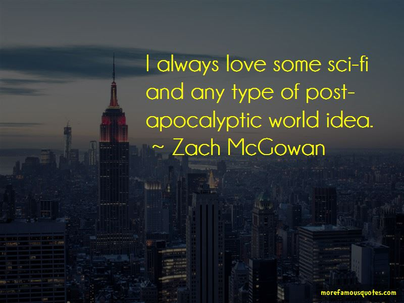 Post-apocalyptic Quotes Pictures 3