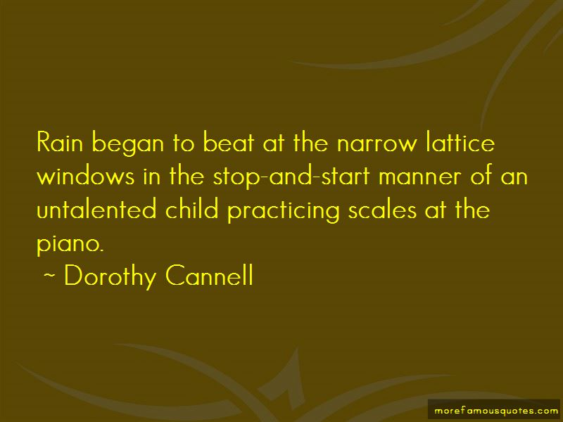Quotes About Practicing Scales