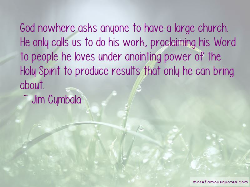 Quotes About Proclaiming The Word Of God