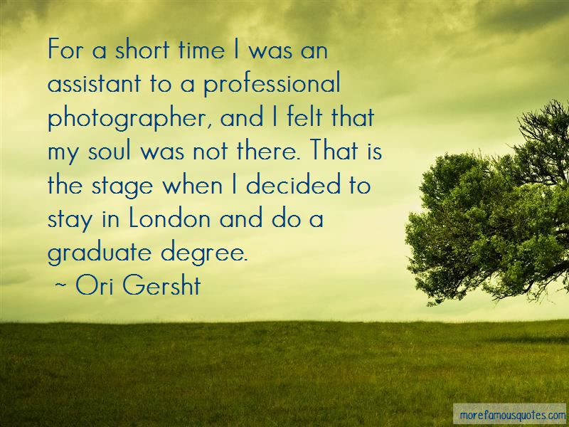 Quotes About Professional Photographer