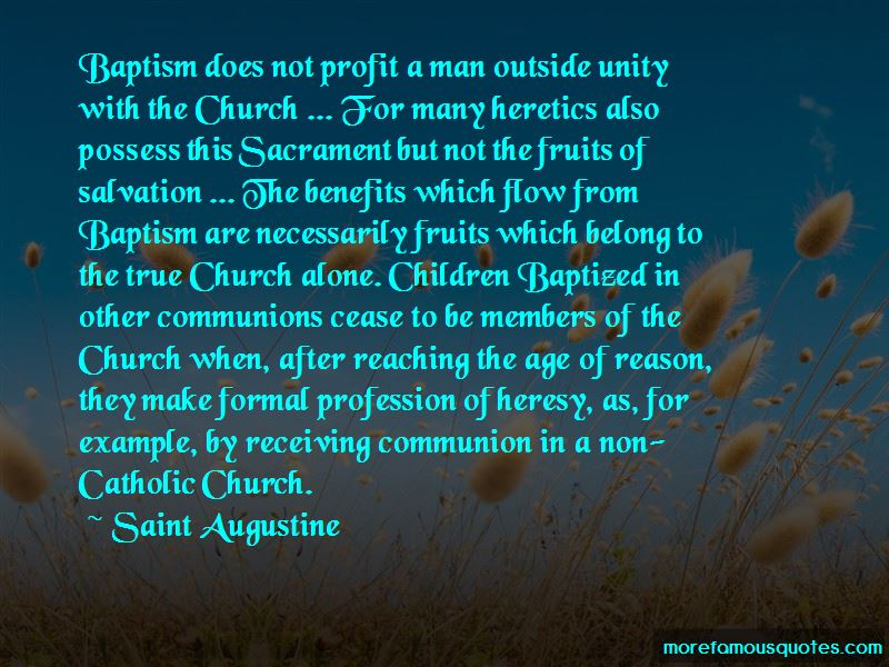 Quotes About Receiving Communion