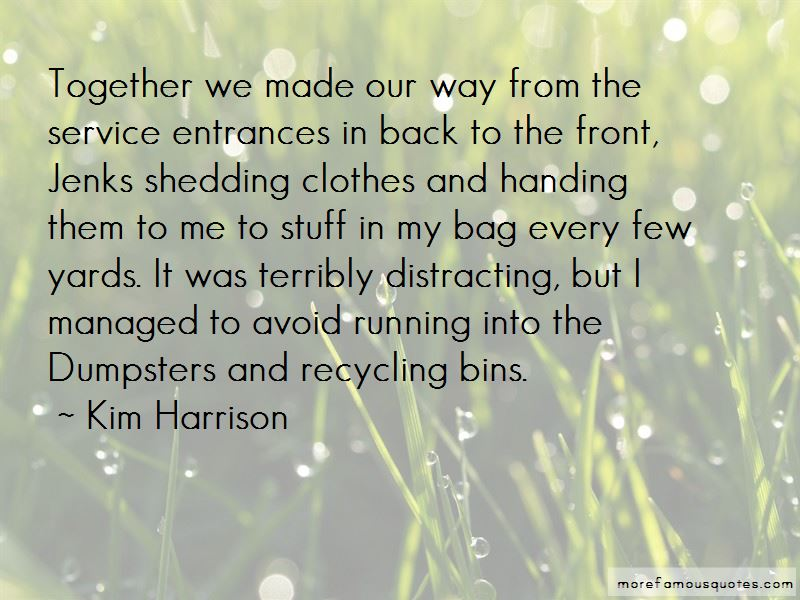 Quotes About Recycling Clothes