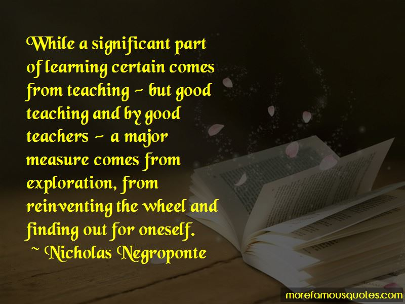 Reinventing The Wheel Quotes Pictures 2