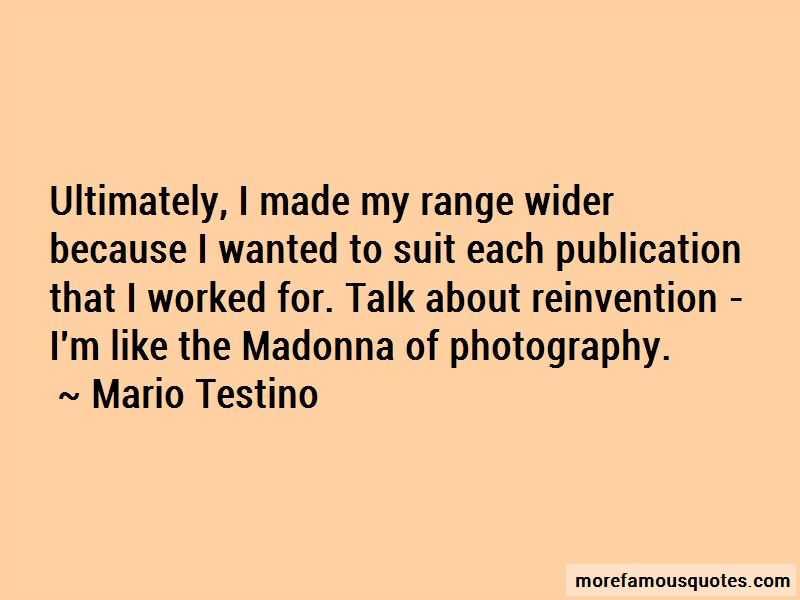 Quotes About Reinvention