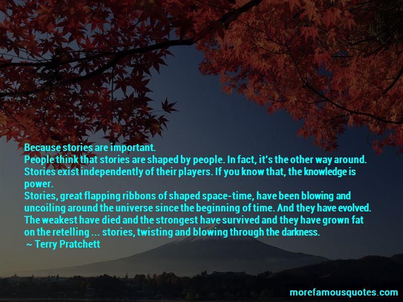 Retelling Stories Quotes Pictures 4