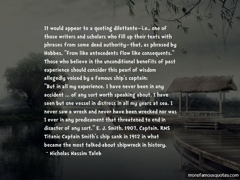 Quotes About Rms Titanic