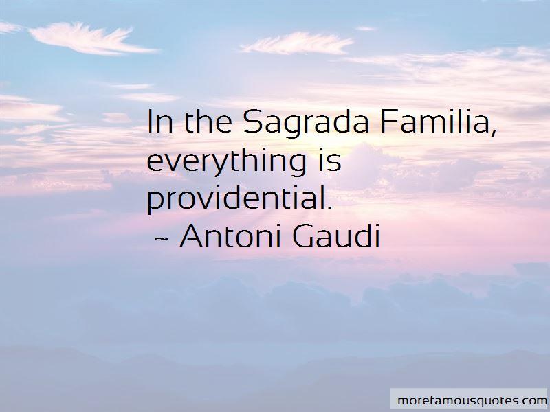 Sagrada Familia Quotes Pictures 2