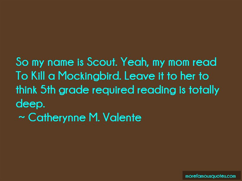 Scout From To Kill A Mockingbird Quotes Pictures 3