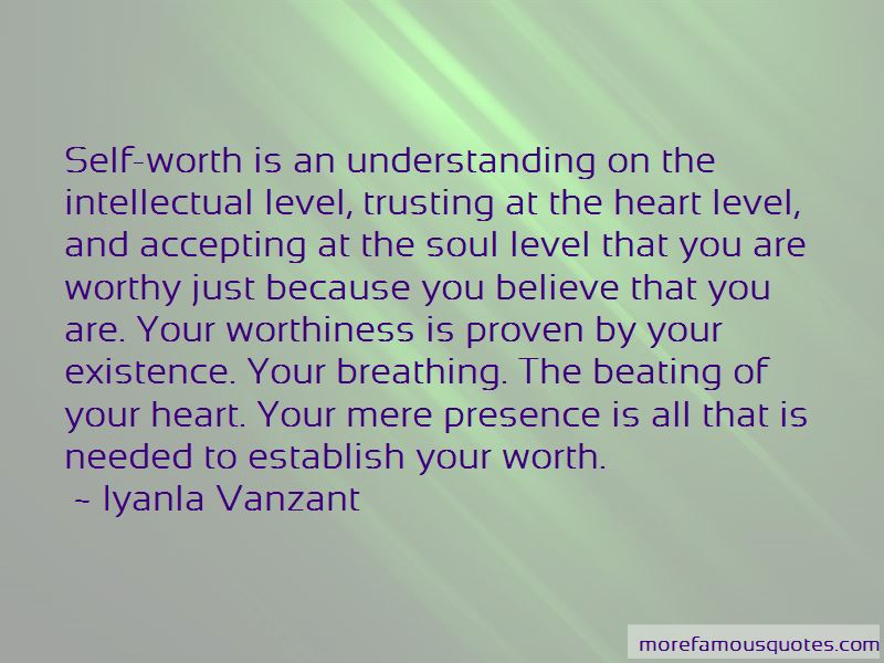 Self Worthiness Quotes Pictures 3