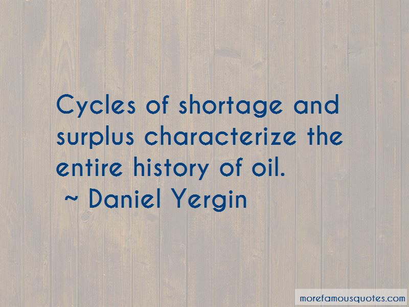 Quotes About Shortage