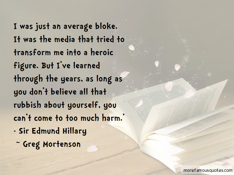 Quotes About Sir Edmund Hillary