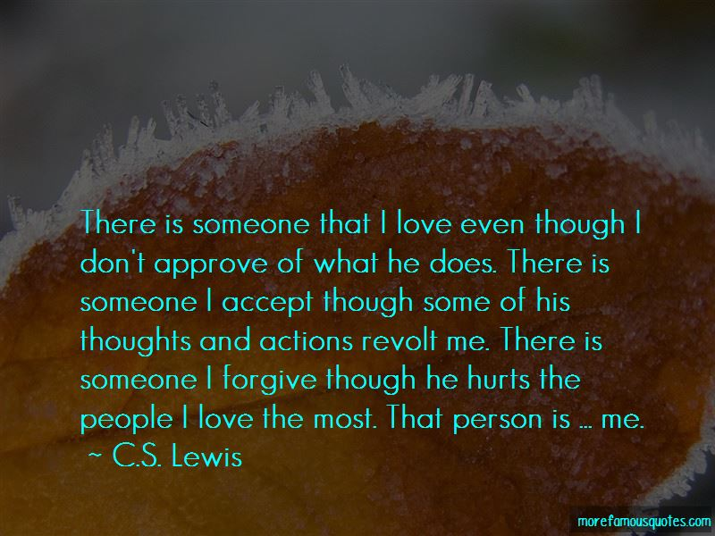 Quotes About Someone That I Love