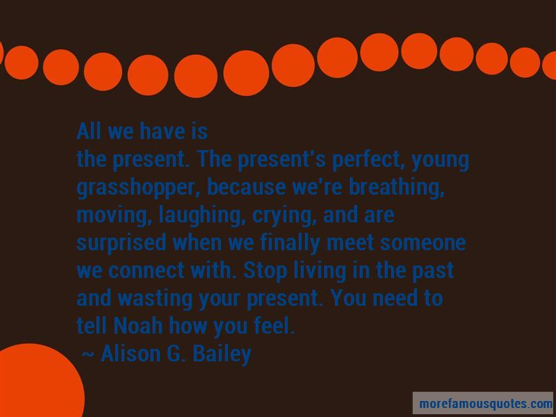 Stop Living In The Past Quotes Pictures 3
