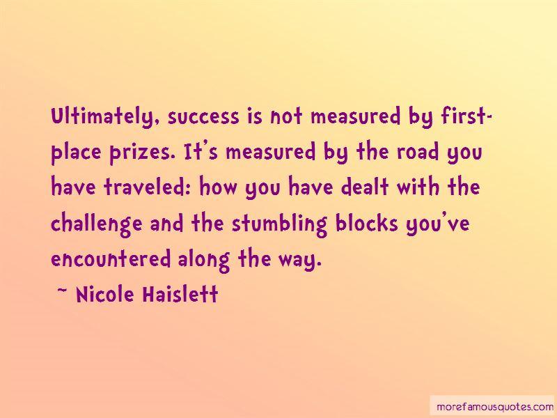 Stumbling Blocks Quotes Pictures 3