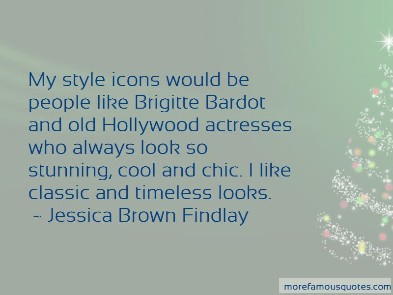 Quotes About Style Icons