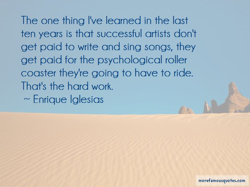 Successful Artists Quotes Pictures 2