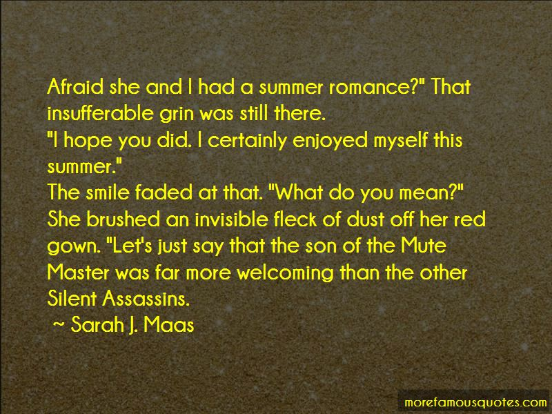 Summer Romance Quotes Pictures 4