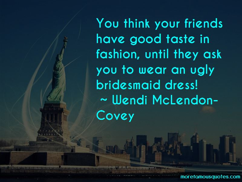 Taste In Fashion Quotes Pictures 2