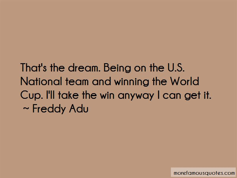 Quotes About Team And Winning