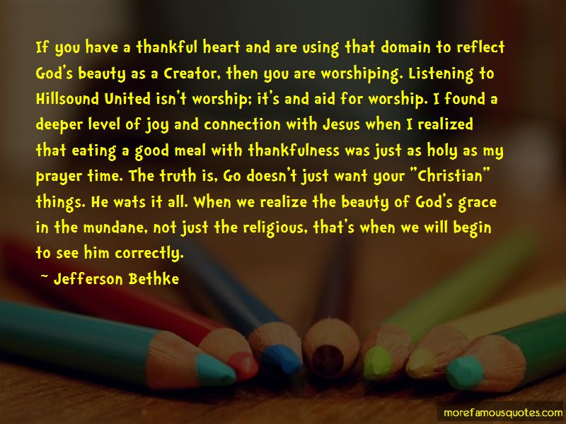 Quotes About Thankful Heart