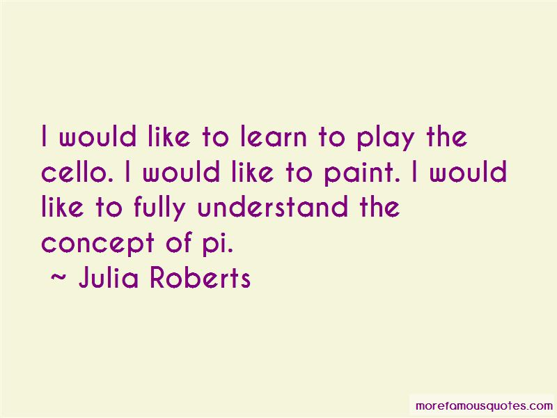 Quotes About The Cello