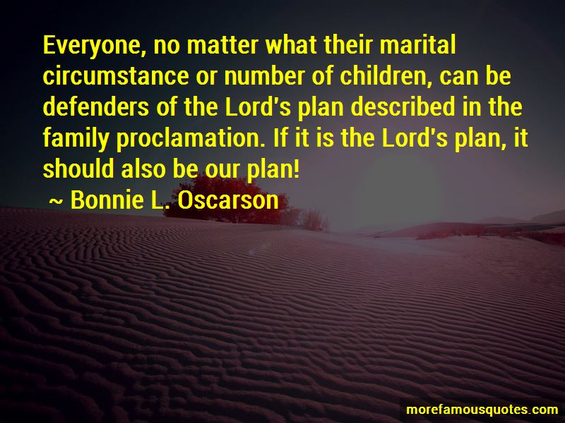 Quotes About The Family Proclamation