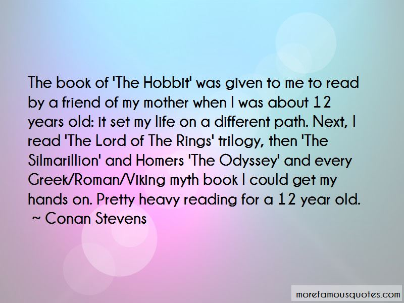 Quotes About The Hobbit Book